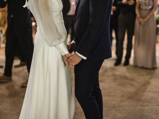 La boda de Héctor y Laura en Bueu (Resto Parroquia), Pontevedra 33