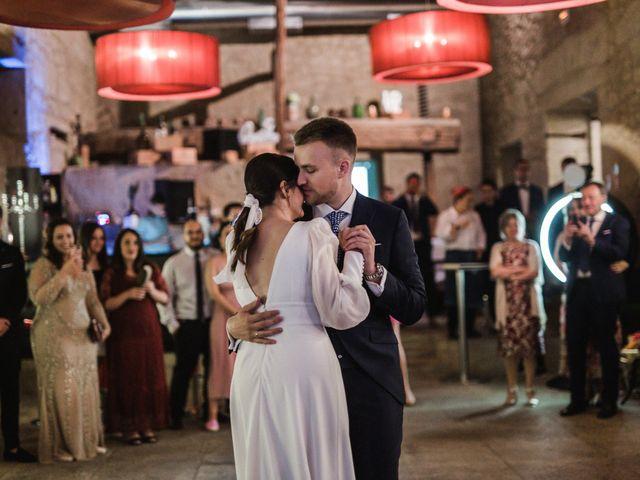 La boda de Héctor y Laura en Bueu (Resto Parroquia), Pontevedra 34