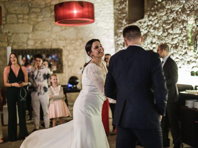 La boda de Héctor y Laura en Bueu (Resto Parroquia), Pontevedra 35