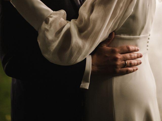 La boda de Héctor y Laura en Bueu (Resto Parroquia), Pontevedra 37