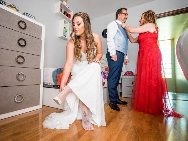 La boda de Jennifer y Pedro en Valladolid, Valladolid 10