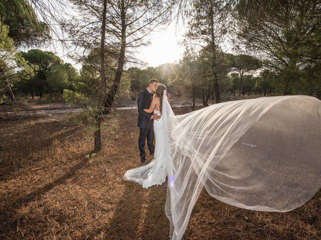La boda de Jennifer y Pedro en Valladolid, Valladolid 22