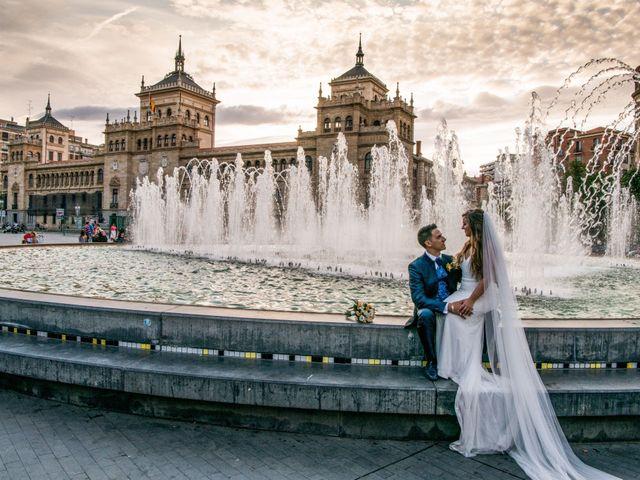 La boda de Jennifer y Pedro en Valladolid, Valladolid 23