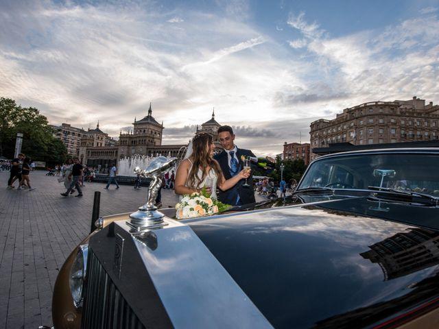 La boda de Jennifer y Pedro en Valladolid, Valladolid 24