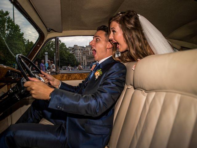 La boda de Jennifer y Pedro en Valladolid, Valladolid 26