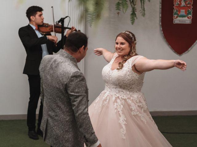 La boda de Daniel y Raquel en San Cristóbal de La Laguna, Santa Cruz de Tenerife 14