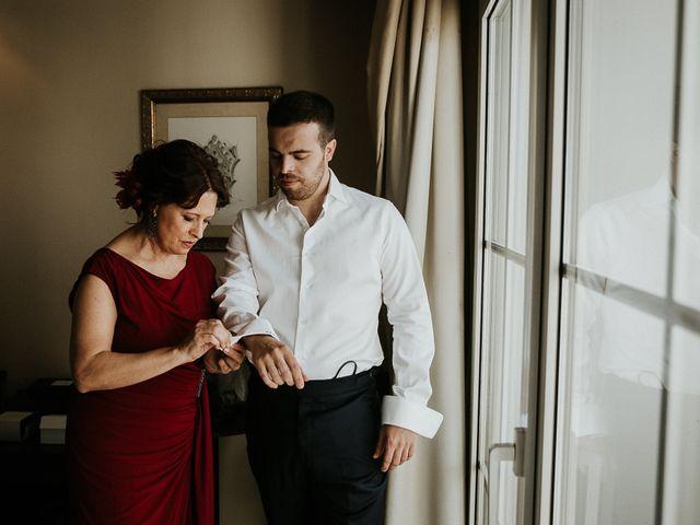 La boda de Aaron y Loida en Palomares Del Rio, Sevilla 12