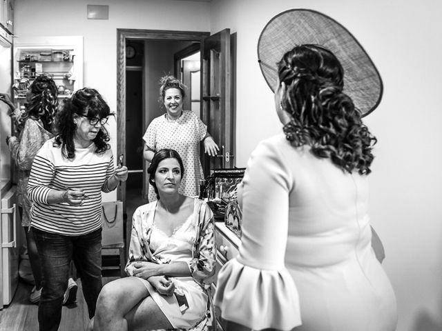 La boda de Aaron y Loida en Palomares Del Rio, Sevilla 23