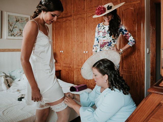 La boda de Aaron y Loida en Palomares Del Rio, Sevilla 36