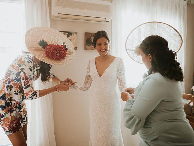 La boda de Aaron y Loida en Palomares Del Rio, Sevilla 37
