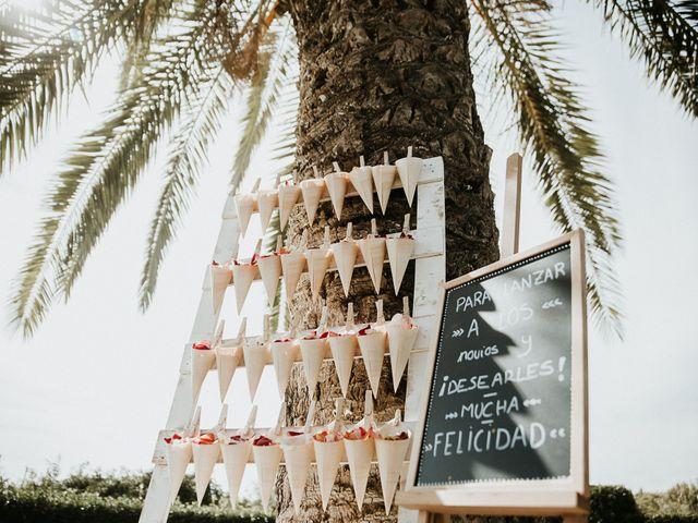 La boda de Aaron y Loida en Palomares Del Rio, Sevilla 59