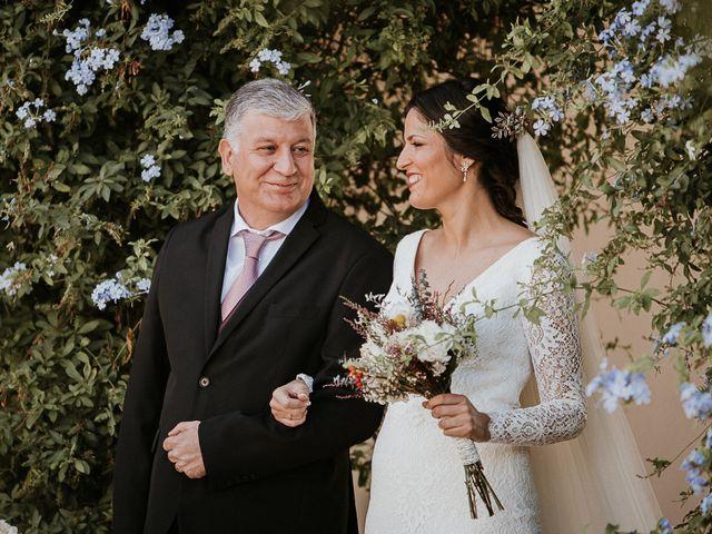 La boda de Aaron y Loida en Palomares Del Rio, Sevilla 69