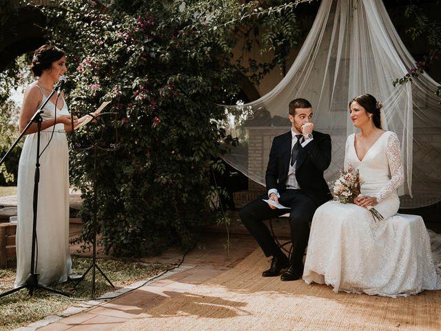 La boda de Aaron y Loida en Palomares Del Rio, Sevilla 82