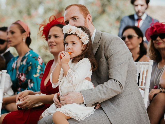 La boda de Aaron y Loida en Palomares Del Rio, Sevilla 91