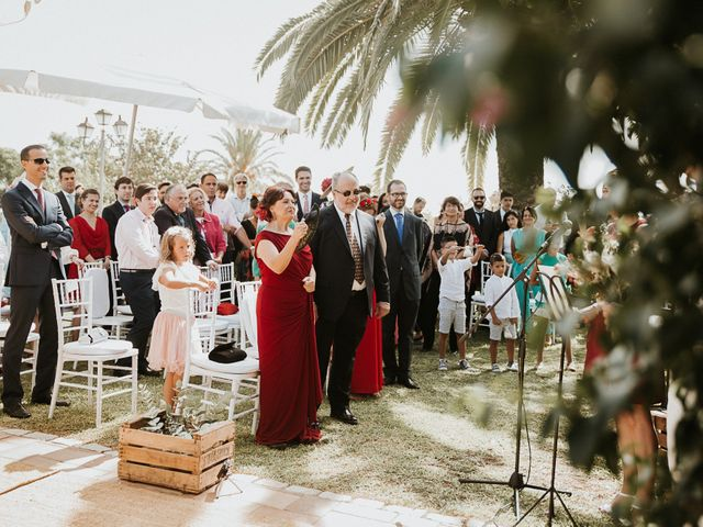 La boda de Aaron y Loida en Palomares Del Rio, Sevilla 93