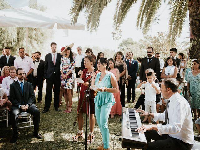 La boda de Aaron y Loida en Palomares Del Rio, Sevilla 94