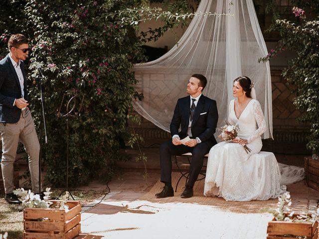 La boda de Aaron y Loida en Palomares Del Rio, Sevilla 97