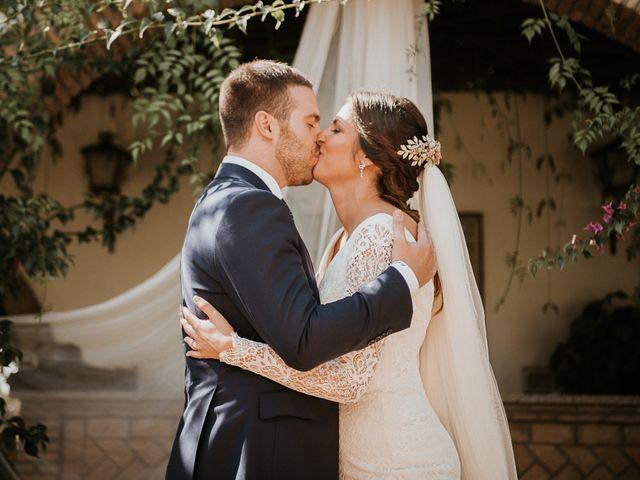 La boda de Aaron y Loida en Palomares Del Rio, Sevilla 104