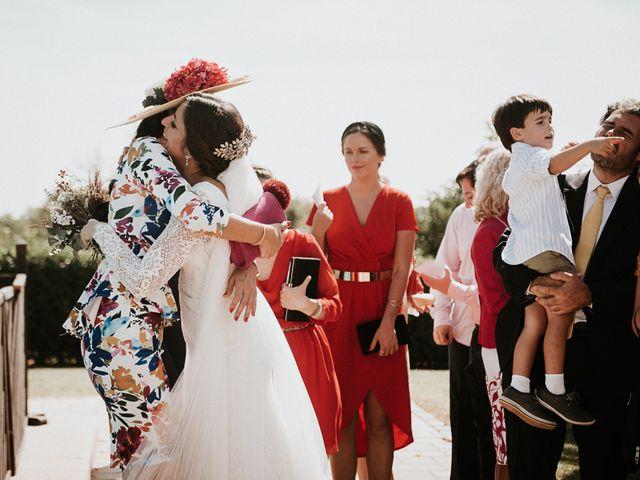 La boda de Aaron y Loida en Palomares Del Rio, Sevilla 115