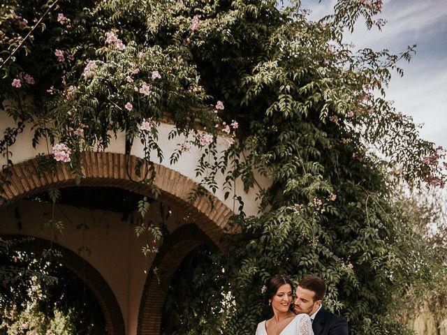 La boda de Aaron y Loida en Palomares Del Rio, Sevilla 119