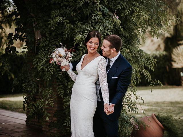 La boda de Aaron y Loida en Palomares Del Rio, Sevilla 120