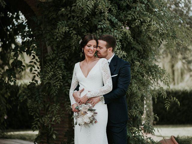La boda de Aaron y Loida en Palomares Del Rio, Sevilla 121