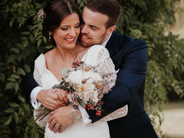 La boda de Aaron y Loida en Palomares Del Rio, Sevilla 122