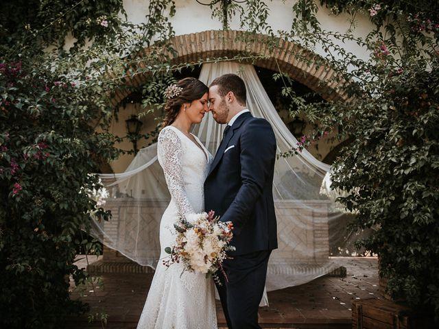 La boda de Aaron y Loida en Palomares Del Rio, Sevilla 124