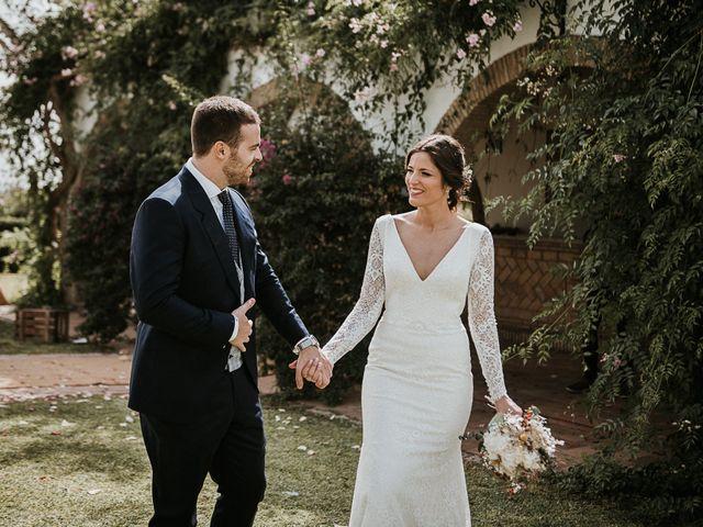 La boda de Aaron y Loida en Palomares Del Rio, Sevilla 127