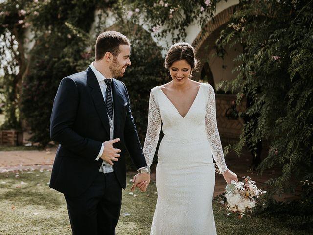 La boda de Aaron y Loida en Palomares Del Rio, Sevilla 128