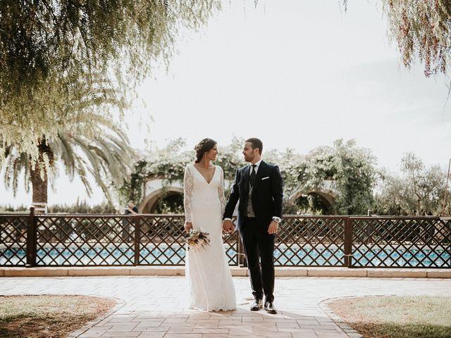 La boda de Aaron y Loida en Palomares Del Rio, Sevilla 129
