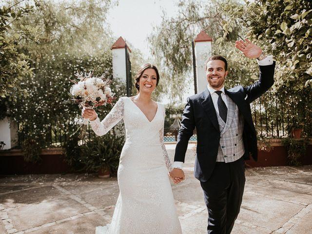 La boda de Aaron y Loida en Palomares Del Rio, Sevilla 132