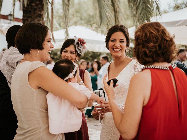 La boda de Aaron y Loida en Palomares Del Rio, Sevilla 133