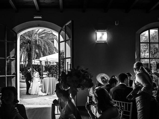 La boda de Aaron y Loida en Palomares Del Rio, Sevilla 148