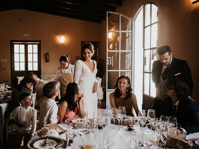 La boda de Aaron y Loida en Palomares Del Rio, Sevilla 153