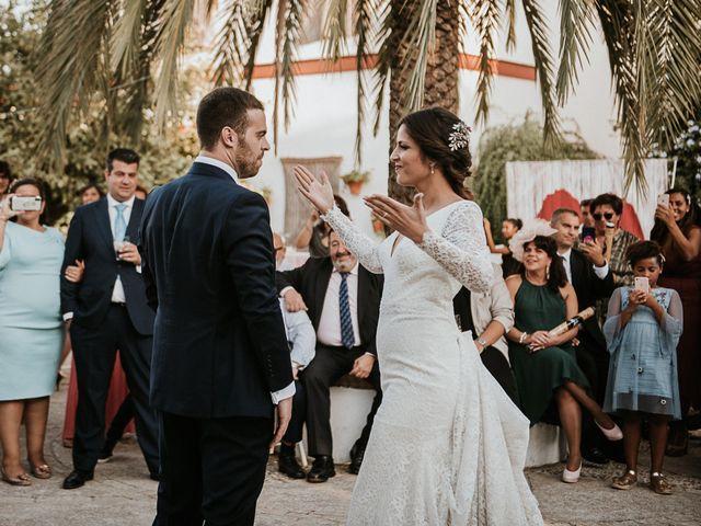 La boda de Aaron y Loida en Palomares Del Rio, Sevilla 158