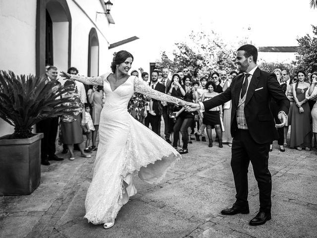 La boda de Aaron y Loida en Palomares Del Rio, Sevilla 160