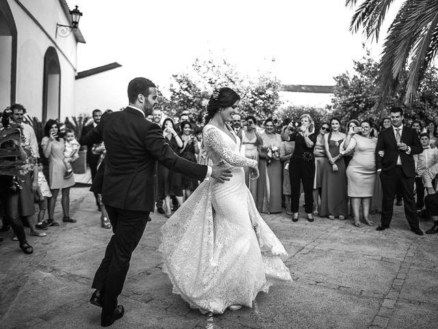 La boda de Aaron y Loida en Palomares Del Rio, Sevilla 161