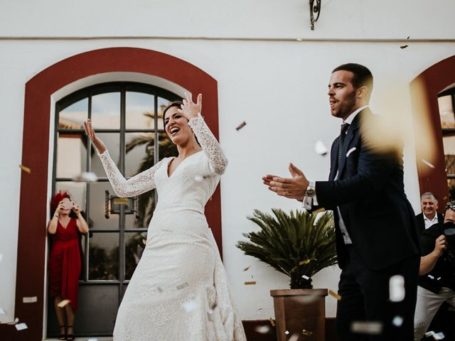 La boda de Aaron y Loida en Palomares Del Rio, Sevilla 164