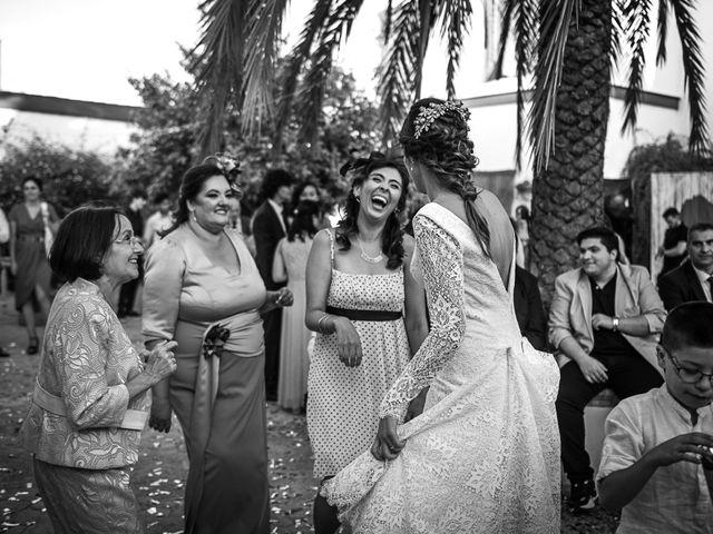 La boda de Aaron y Loida en Palomares Del Rio, Sevilla 166