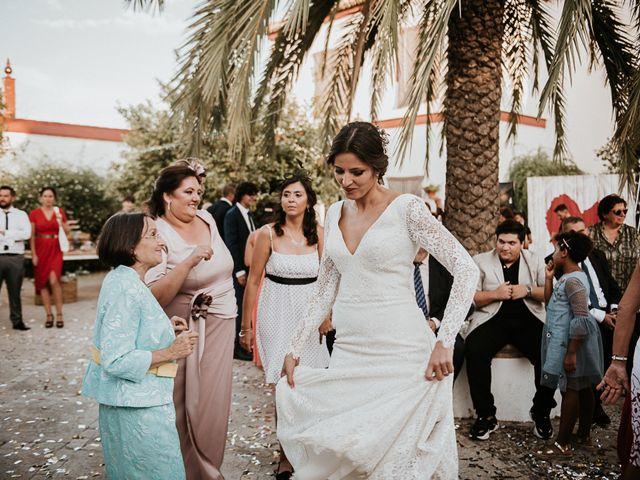 La boda de Aaron y Loida en Palomares Del Rio, Sevilla 167