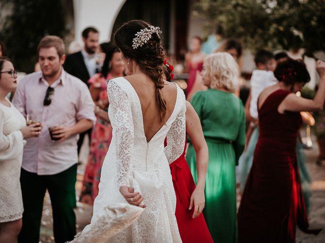 La boda de Aaron y Loida en Palomares Del Rio, Sevilla 170