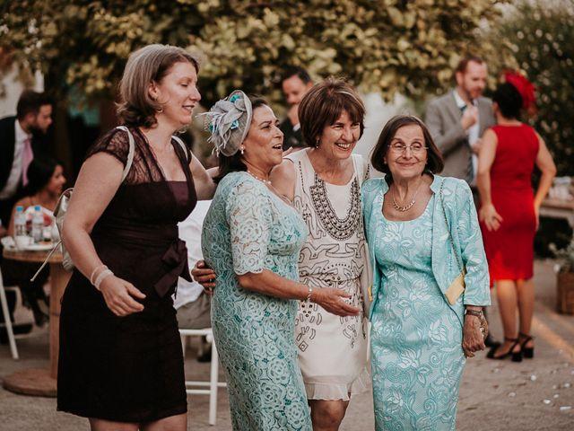La boda de Aaron y Loida en Palomares Del Rio, Sevilla 171