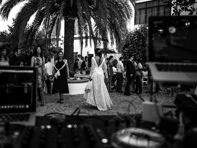 La boda de Aaron y Loida en Palomares Del Rio, Sevilla 179