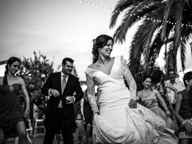 La boda de Aaron y Loida en Palomares Del Rio, Sevilla 180