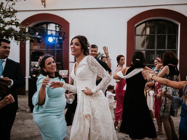 La boda de Aaron y Loida en Palomares Del Rio, Sevilla 181