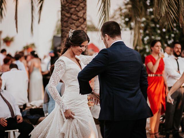 La boda de Aaron y Loida en Palomares Del Rio, Sevilla 182