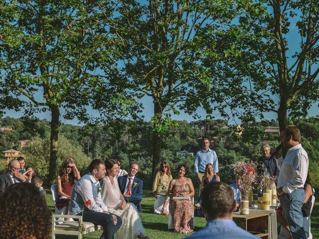 La boda de Ramon y Marta en Sant Quirze Safaja, Barcelona 20