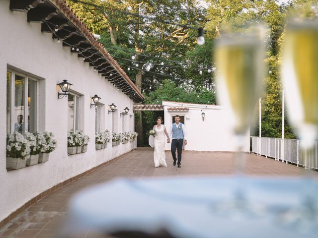 La boda de Ramon y Marta en Sant Quirze Safaja, Barcelona 32