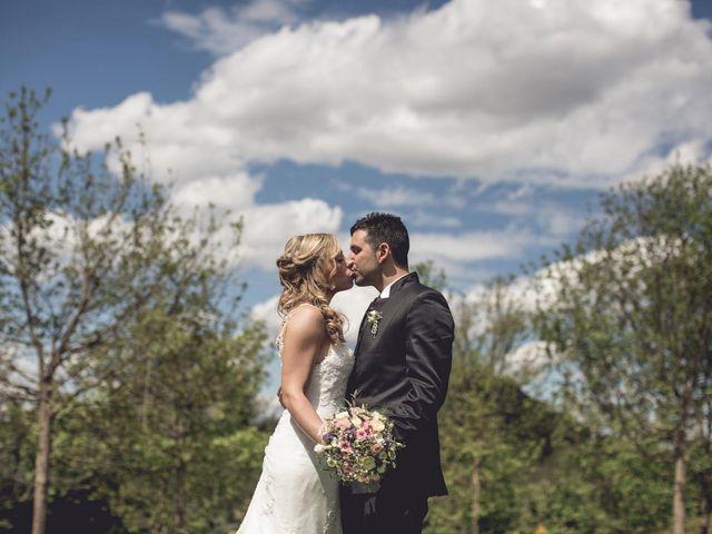 La boda de Judit y Alberto